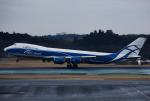 ハスキーさんが、成田国際空港で撮影したエアブリッジ・カーゴ・エアラインズ 747-867F/SCDの航空フォト(写真)