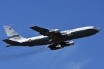 =JAかみんD=さんが、横田基地で撮影したアメリカ空軍 OC-135B (717-158)の航空フォト(写真)