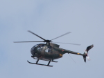 ここはどこ?さんが、札幌飛行場で撮影した陸上自衛隊 OH-6Dの航空フォト(写真)