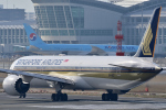 HISAHIさんが、福岡空港で撮影したシンガポール航空 787-10の航空フォト(写真)