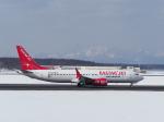noshi2さんが、新千歳空港で撮影したイースター航空 737-8-MAXの航空フォト(写真)