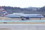 しゃこ隊さんが、成田国際空港で撮影したブリティッシュ・エアウェイズ 787-9の航空フォト(写真)