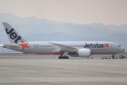 水月さんが、関西国際空港で撮影したジェットスター 787-8 Dreamlinerの航空フォト(写真)