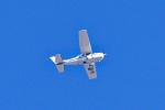 パンダさんが、成田国際空港で撮影した川崎航空 TU206G Turbo Stationair 6 IIの航空フォト(写真)