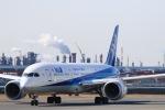 スカイチームKMJ なぁちゃんさんが、羽田空港で撮影した全日空 787-9の航空フォト(写真)