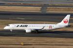 菊池 正人さんが、羽田空港で撮影したジェイ・エア ERJ-190-100(ERJ-190STD)の航空フォト(写真)