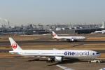 菊池 正人さんが、羽田空港で撮影した日本航空 777-346の航空フォト(写真)