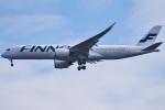 renseiさんが、成田国際空港で撮影したフィンエアー A350-941XWBの航空フォト(写真)