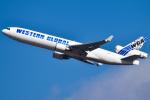renseiさんが、成田国際空港で撮影したウエスタン・グローバル・エアラインズ MD-11Fの航空フォト(写真)