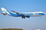 renseiさんが、成田国際空港で撮影したエアブリッジ・カーゴ・エアラインズ 747-867F/SCDの航空フォト(写真)