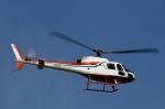 ザキヤマさんが、熊本空港で撮影した西日本空輸 AS350BA Ecureuilの航空フォト(写真)