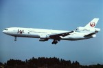 tassさんが、成田国際空港で撮影した日本航空 MD-11の航空フォト(写真)
