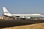 ちゅういちさんが、横田基地で撮影したアメリカ空軍 OC-135B (717-158)の航空フォト(写真)