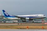 遠森一郎さんが、福岡空港で撮影した全日空 767-381/ERの航空フォト(写真)