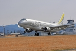 Duffさんが、松本空港で撮影したフジドリームエアラインズ ERJ-170-200 (ERJ-175STD)の航空フォト(写真)