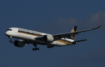 チャーリーマイクさんが、羽田空港で撮影したシンガポール航空 A350-941XWBの航空フォト(写真)