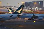 Parsleyさんが、関西国際空港で撮影したキャセイパシフィック航空 A330-343Xの航空フォト(写真)