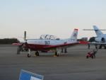 hrjさんが、入間飛行場で撮影した航空自衛隊 T-7の航空フォト(写真)
