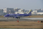 hrjさんが、福岡空港で撮影したフジドリームエアラインズ ERJ-170-200 (ERJ-175STD)の航空フォト(写真)
