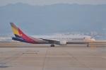 kurubouzuさんが、関西国際空港で撮影したアシアナ航空 767-38Eの航空フォト(写真)