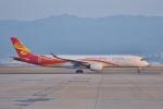 kurubouzuさんが、関西国際空港で撮影した香港航空 A350-941XWBの航空フォト(写真)