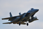 よしぱるさんが、小松空港で撮影した航空自衛隊 F-15J Eagleの航空フォト(写真)