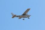 Jin Bergqiさんが、松本空港で撮影した日本個人所有 172R Skyhawkの航空フォト(写真)
