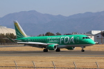 Jin Bergqiさんが、松本空港で撮影したフジドリームエアラインズ ERJ-170-200 (ERJ-175STD)の航空フォト(写真)
