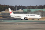 utarou on NRTさんが、成田国際空港で撮影した日本航空 787-9の航空フォト(写真)