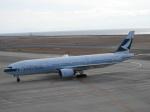 SKY☆MOTOさんが、中部国際空港で撮影したキャセイパシフィック航空 777-267の航空フォト(写真)