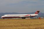 SKY KANSAIさんが、高知空港で撮影した遠東航空 MD-83 (DC-9-83)の航空フォト(写真)