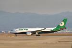 we love kixさんが、関西国際空港で撮影したエバー航空 A330-203の航空フォト(写真)