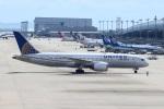 John Doeさんが、関西国際空港で撮影したユナイテッド航空 787-8 Dreamlinerの航空フォト(写真)