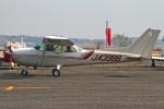 MOR1(新アカウント)さんが、龍ヶ崎飛行場で撮影した新中央航空 172P Skyhawkの航空フォト(写真)