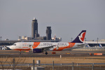 Cスマイルさんが、成田国際空港で撮影したマカオ航空 A320-232の航空フォト(写真)