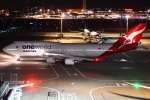MOR1(新アカウント)さんが、羽田空港で撮影したカンタス航空 747-438/ERの航空フォト(飛行機 写真・画像)