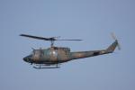 神宮寺ももさんが、高松空港で撮影した陸上自衛隊 UH-1Jの航空フォト(写真)