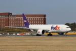 安芸あすかさんが、成田国際空港で撮影したフェデックス・エクスプレス 777-FS2の航空フォト(写真)