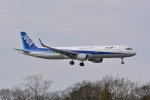 トロピカルさんが、成田国際空港で撮影した全日空 A321-211の航空フォト(写真)
