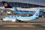 JA946さんが、関西国際空港で撮影した大韓航空 737-8LHの航空フォト(写真)