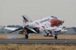 ハルモンさんが、茨城空港で撮影した航空自衛隊 F-4EJ Kai Phantom IIの航空フォト(写真)