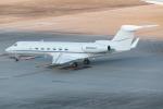 KAMIYA JASDFさんが、羽田空港で撮影したウェルズ・ファーゴ・バンク・ノースウェスト G-V-SP Gulfstream G550の航空フォト(写真)