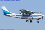 Chofu Spotter Ariaさんが、調布飛行場で撮影したアイベックスアビエイション TU206G Turbo Stationair 6の航空フォト(飛行機 写真・画像)