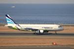 TAKAHIDEさんが、中部国際空港で撮影したエアプサン A320-232の航空フォト(写真)