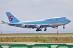 apphgさんが、中部国際空港で撮影した大韓航空 747-4B5の航空フォト(写真)