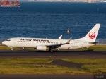 HRK-HNDさんが、羽田空港で撮影した日本航空 737-846の航空フォト(写真)