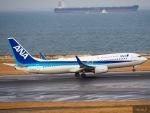 HRK-HNDさんが、中部国際空港で撮影した全日空 737-881の航空フォト(写真)