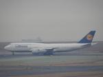 SKY☆MOTOさんが、羽田空港で撮影したルフトハンザドイツ航空 747-830の航空フォト(写真)