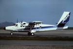 tassさんが、函館空港で撮影したエアー北海道 DHC-6-300 Twin Otterの航空フォト(飛行機 写真・画像)
