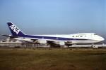 tassさんが、羽田空港で撮影した全日空 747SR-81の航空フォト(写真)